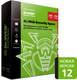Dr.Web Security Space для Linux