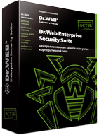 Dr.Web Enterprise Security Suite для macOS
