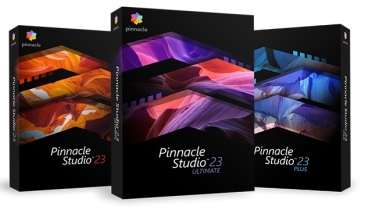 НОВЫЕ ВЕРСИИ: PINNACLE STUDIO 23