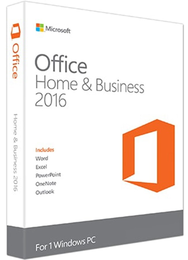 Office Home and Business 2016 32/64 Russian Russia Only DVD No Skype P2