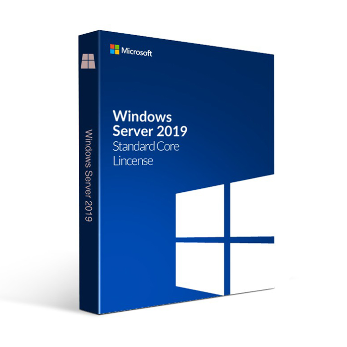 Windows Svr Std 2019 64Bit English